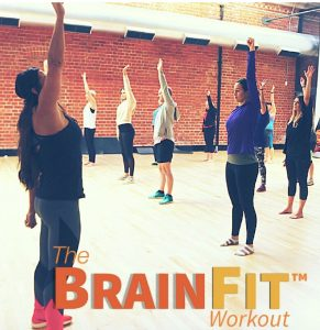 Brain Fit Reach Up